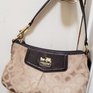 Small Authrntic Coach purse